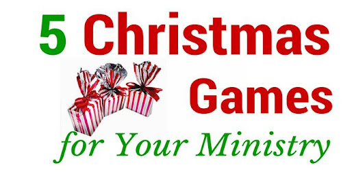 5 Christmas Games for Your Ministry
