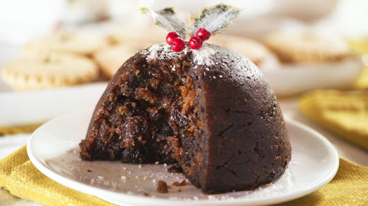 The History of Christmas Pudding