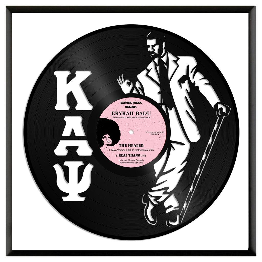 Kappa Alpha Psi Vinyl Wall Art Best Gift Home Room Decoration