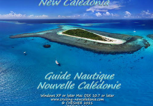 Cruising New Caledonia with the Nautical Rocket Guide to New Caledonia