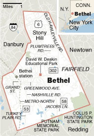 Living In Bethel Connecticut Restrained With A Raucous