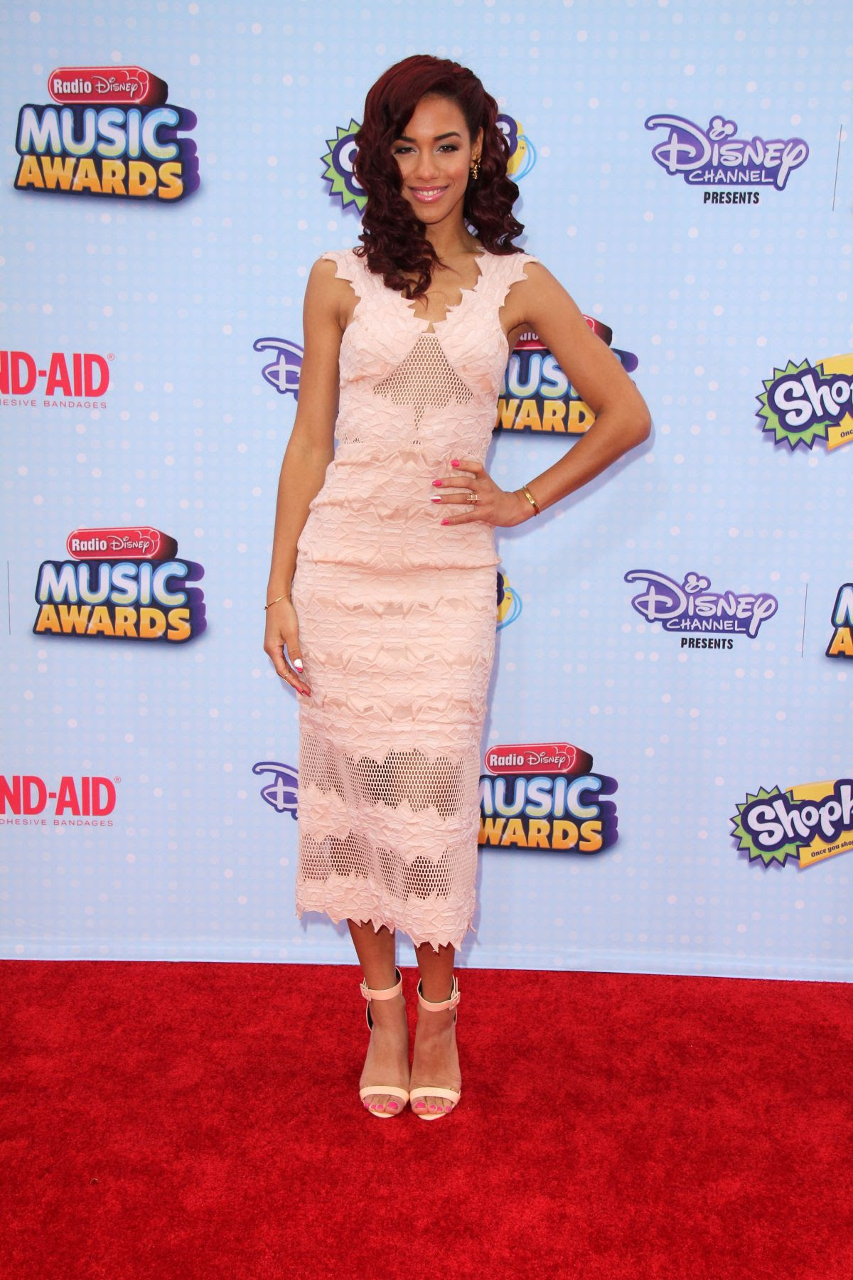 NATALIE LA ROSE at 2015 Radio Disney Music Awards in Los Angeles