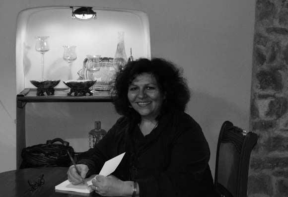 Ο Μίλτος Γήτας συνομιλεί με την Θεσπρωτή πρωτοεμφανιζόμενη συγγραφέα Τασία Βενέτη