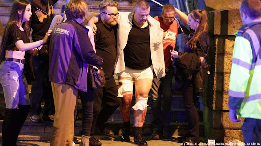 Manchester police confirm 'fatalities' after blast reports | Breaking News | DW | 22.05.2017