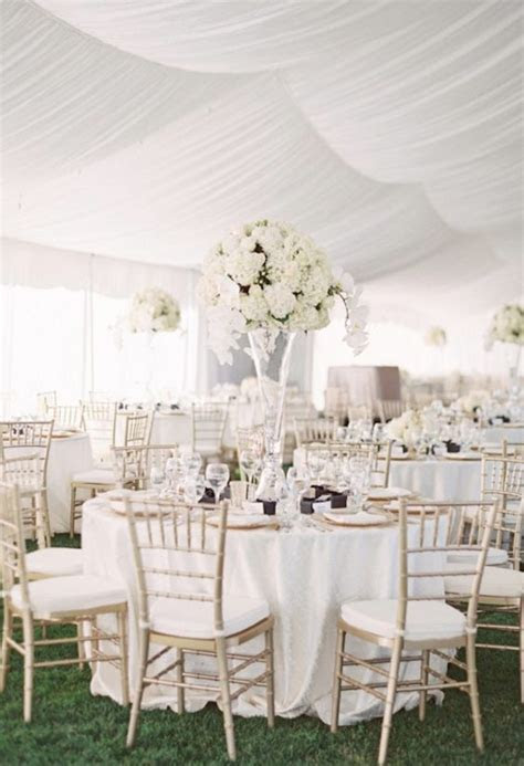 30 White Wedding Ideas That's Turly Timeless   Deer Pearl