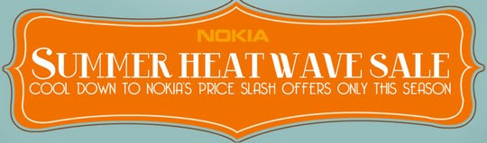 nokia summer sale