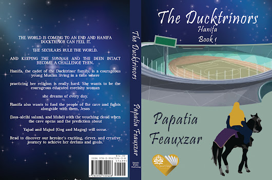 "My Goal To Sell 20,000 copies of ""The Ducktrinors''!"