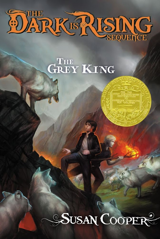 Confessions of a Wannabe Writer: The Grey King: 1976 Newbery Award Winner