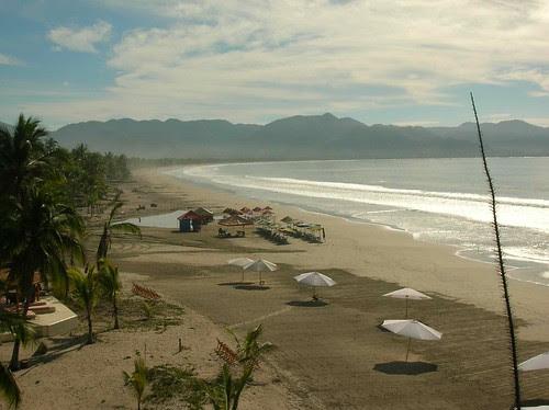 Beach at Boca de Iguanas