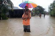 Tiga Desa di Kabupaten Barru Terendam Banjir