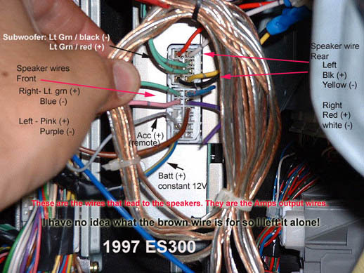 acura wiring color codes image 7