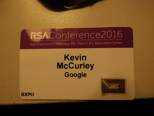 RSA conference: not clear on the concept – Kevin McCurley blog