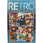 Retro Videogame Magazine Replay Volume 1