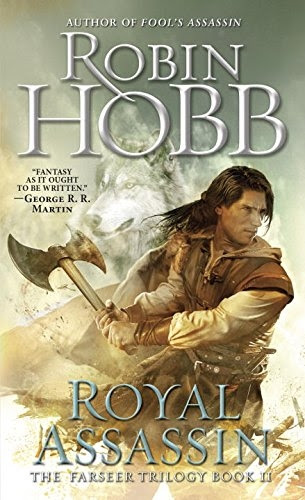 Couverture The Farseer Trilogy, book 2: Royal Assassin