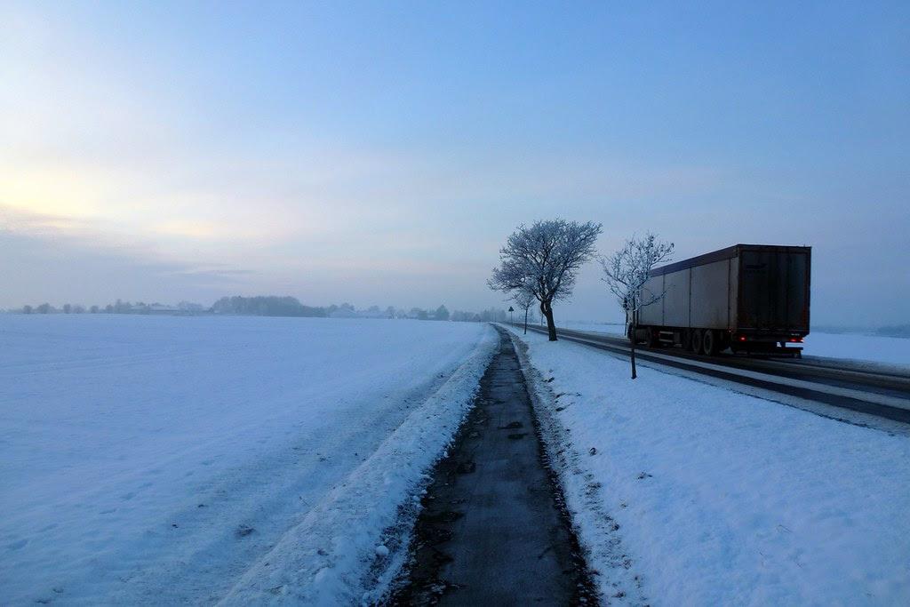 Vinter i Gadstrup