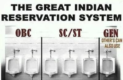 Indian Reservation System: My views