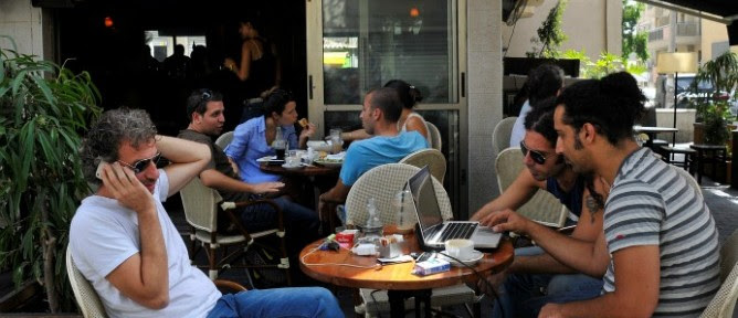 Tackling the tough challenges in Startup Tel Aviv. Photo by Flash90.