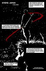 Shinobi 3DS Comic - page 1