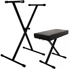 On-Stage KPK6500 Keyboard Stand and Bench Pak