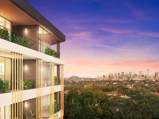 Crown Group announces new $88 million residential development at former office site in Ashfield