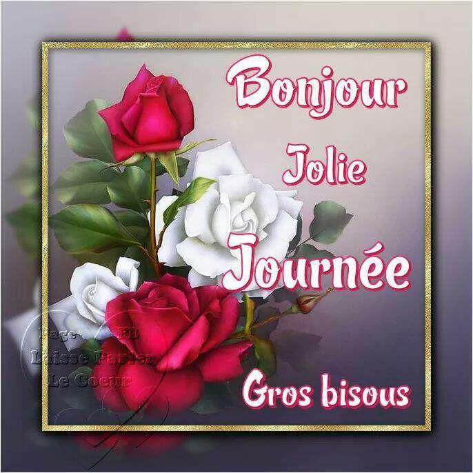 Bonjour Bonne Journee