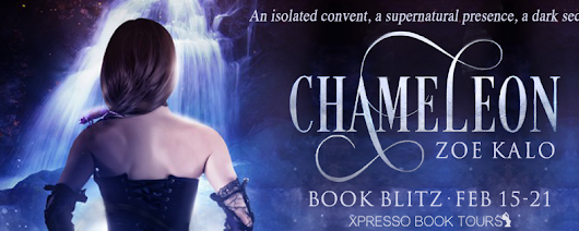 Book Blitz – Excerpt + Sale and Giveaway – CHAMELEON by Zoe Kalo | THHernandez