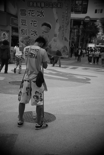 People at Ximen by 我是歐嚕嚕 (I'm Olulu...)
