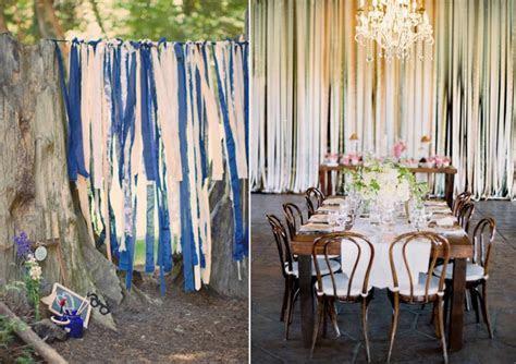 whimsical wedding reception decor photobooth backdrop