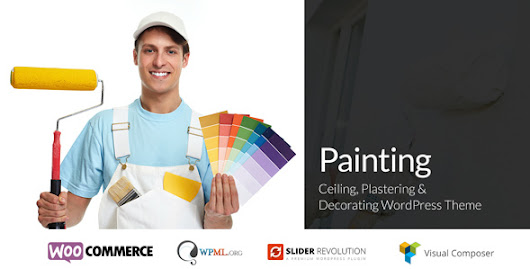 Download Painting - Ceiling & Decorating WordPress Theme nulled | OXO-NULLED