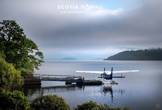 Fishing Trips Near Loch Lomond & Cameron House Hotel