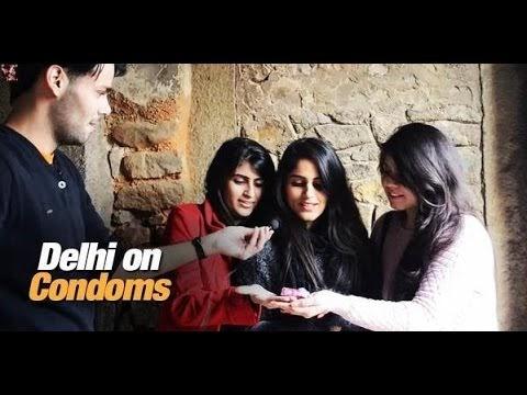 Delhi Shocking Reaction On CONDOM