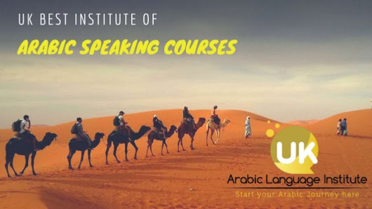 All Types of Arabic Speaking Courses in London