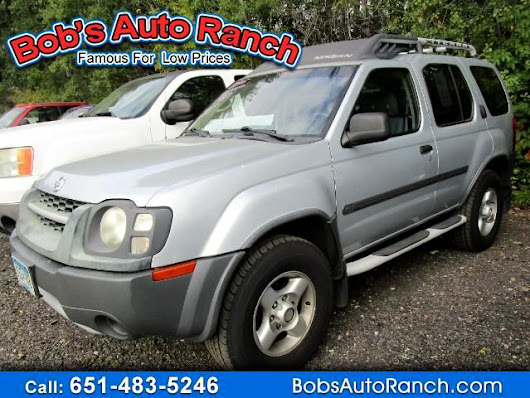 Used 2002 Nissan Xterra XE 4WD for Sale in Lino Lakes MN 55014 Bobs Auto Ranch