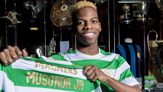 'Absolute Filth' – Musonda Shows his Skill Two Minutes into Debut | Celts Are Here