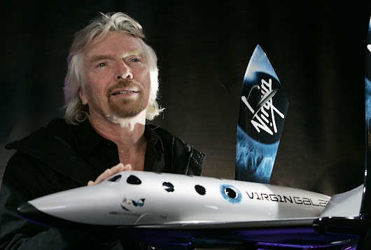'Tough day' for space travel as Virgin Galactic's spaceship crashes