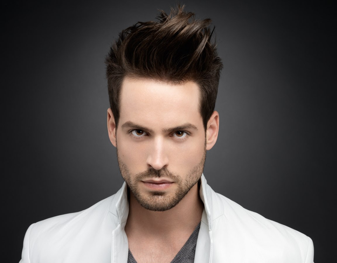 style hair with gel top 10 photo of gel hairstyles 5216