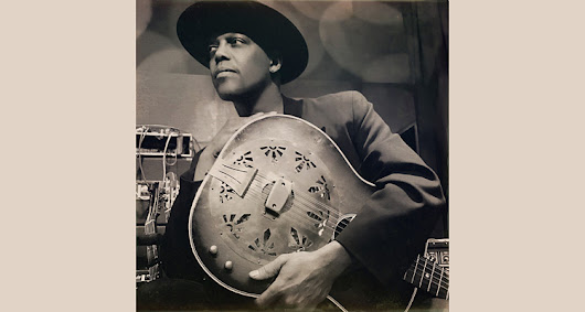 Eric Bibb - October 3, 2018, Bourgie Hall - The Montrealer