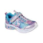 Skechers Girls' S Lights Sweetheart Lights Sneaker