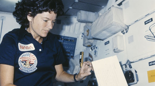 Sally Ride was the first American woman in space, but her work on Earth meant just as much