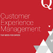 [eBook] Customer Experience Management: The Need for Speed - Qualtrics