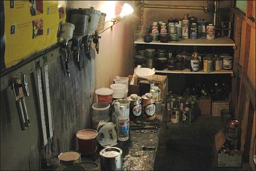 Perigo permanente nas Garagens de Murmansk