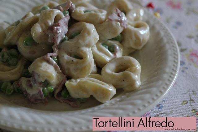 Tortellini Alfredo
