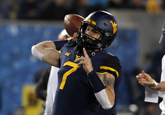 Will Grier: West Virginia QB skipping Camping World Bowl vs. Syracuse