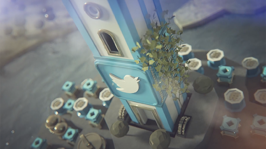 Social Networks Are Kingdoms at War in Beautifully Crafted Game of Thrones Homage