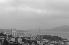 Coit Tower - Golden Gate Bridge
