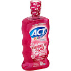 ACT Kids Anti-Cavity Fluoride Rinse, Bubblegum Blowout - 16.9 fl oz