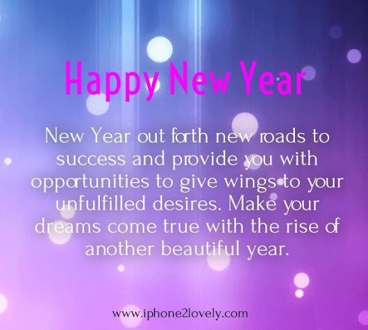 Happy New Year 2018 Quotes : Happy New Year 2018 Quotes : QUOTATION – Image : Quotes Of the day – …