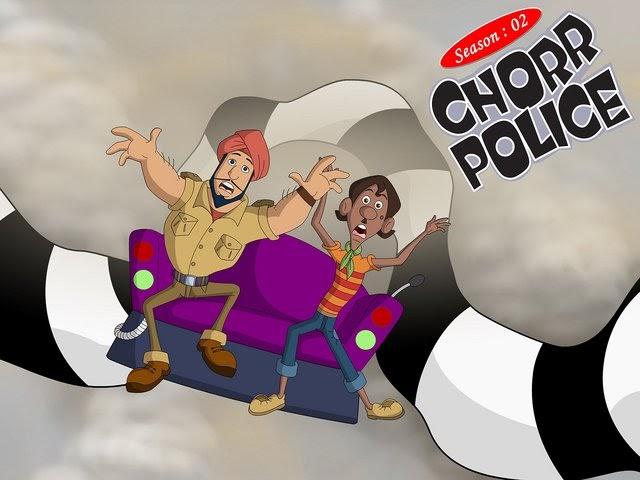 Chorr Police Season 2 Hindi Episodes Download