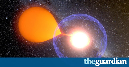 Astronomers capture a nova - a brilliant moment in the life cycle of a star | Science | The Guardian