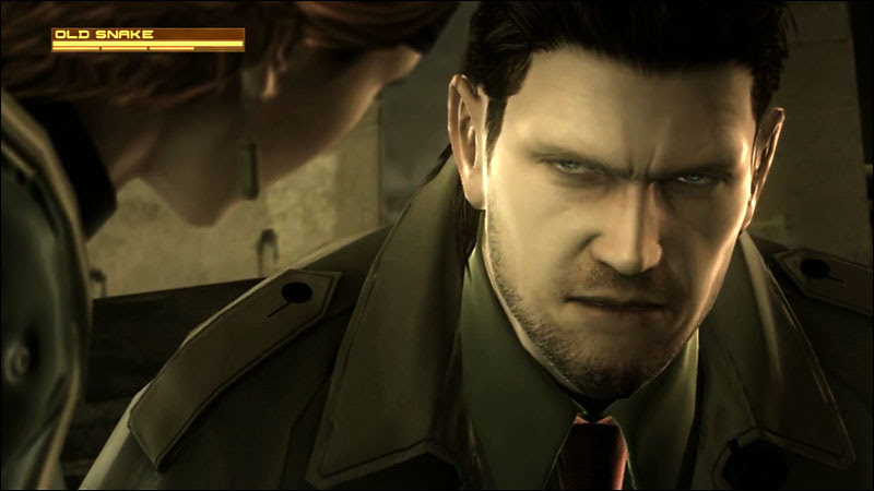 The 15 Best Solid Snake Quotes Metal Gear Informer